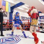 турнир по тайскому боксу