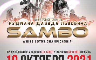 турнир по самбо