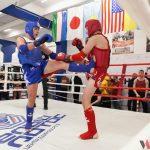 соревнования тайский бокс