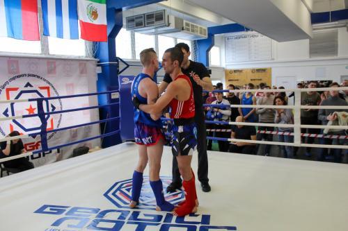 Тайский Бокс 16.02.2020